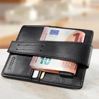 Deep Pocket Wallet Conservez votre argent comme les Américains – tout au fond de votre poche de pantalon.