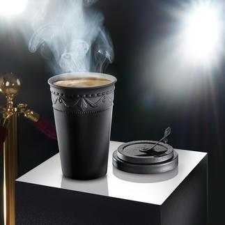 Gobelet à emporter KPM Emportez vos boissons avec style, dans un gobelet en porcelaine d'une belle finesse par KPM Berlin.