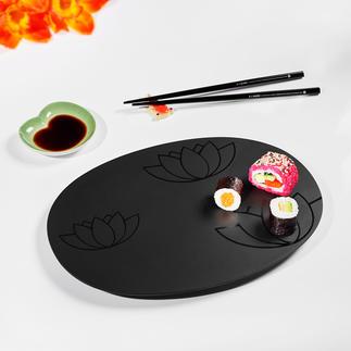 Set sushi, 4 pièces Une tradition millénaire revue au goût du jour par Alessi.