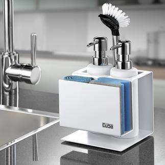 Organiseur Cube Design Un objet pour ranger proprement et à portée de main vos ustensiles de vaisselle.