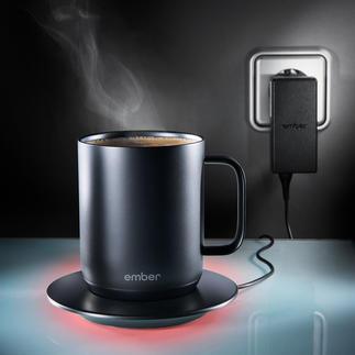 Ceramic Mug Ember® La première tasse à élément chauffant avec sélection de la température.