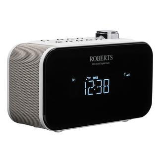 Radio-réveil Ortus 2 Roberts Fonctionnalités, son et design de premier rang. Un produit Roberts Radio.