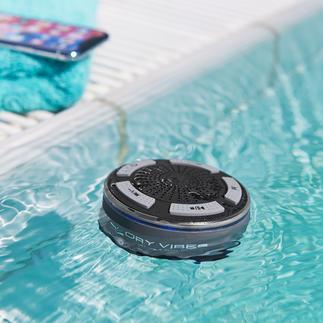 Enceinte Bluetooth étanche DryVibes Étanche, son puissant, sans fil: l'enceinte pour tous les jours, les loisirs et les activités de plein air.