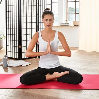 Tapis de yoga mantrafant Le meilleur tapis de yoga - pour vous et pour l'environnement.