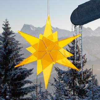 Capteurs de soleil Cazador-del-sol La simple lumière du jour démultiplie la luminosité de ces décorations signées Cazador-del-sol, made in Germany.