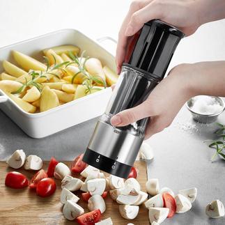 Coupe légumes/fruits Flexicut Découper parfaitement les fruits et légumes en 4 ou en 8; cela n'a jamais été aussi rapide et facile !
