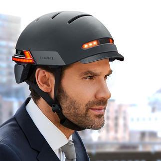 Casque connecté Smart Livall BH51M Neo Malin, stylé, sûr. Avec dispositif mains libres et télécommande Bluetooth.