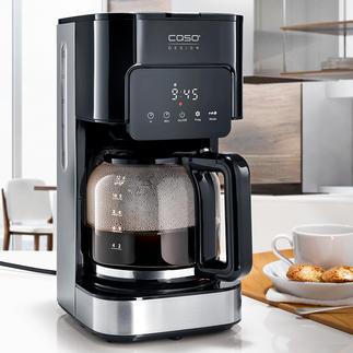 Cafetière Taste & Style Caso Tout ce que vous attendez d'une machine à café filtre parfaite, à un très bon prix.
