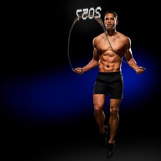 Corde à sauter Smart Rope® L'ultime version d'un classique du fitness : la corde à sauter.