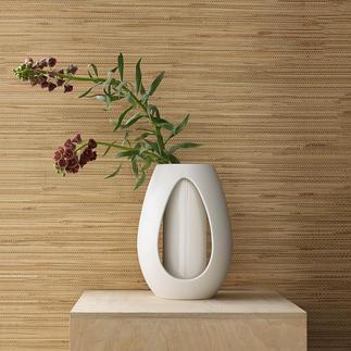 Lot de vases quatre saisons Céramique fine du Danemark : à chaque bouquet et à chaque saison le vase adapté.