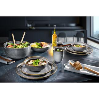 Vaisselle Saisons Forme minimaliste, style naturel et unique.