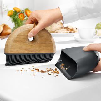 Set pelle/balayette de table Sweep Retire les miettes de la table – mais avec style.
