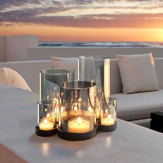 Photophore océan de lumière Un effet fascinant. Et un éclairage d'ambiance à l'intérieur comme à l'extérieur.