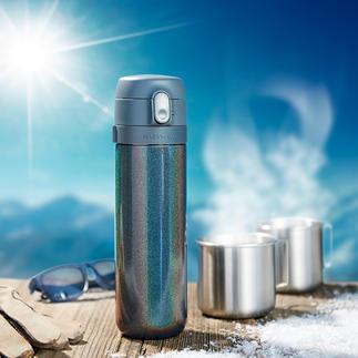 Bouilloire thermos La bouilloire à emporter nouvelle génération avec fonction brevetée d'arrêt de l'infusion.
