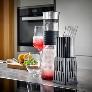 Panier de nettoyage pour pailles Gefu® Le premier accessoire pour lave-vaisselle dédié aux pailles durables.