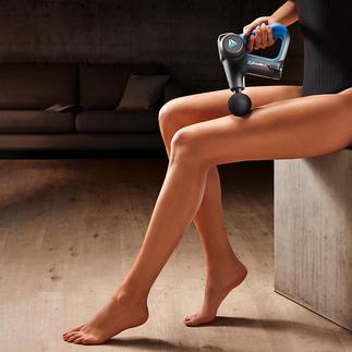 Pistolet de massage par percussion Outil de massage ultra efficace pour masser les muscles, les fascias et le tissu conjonctif.