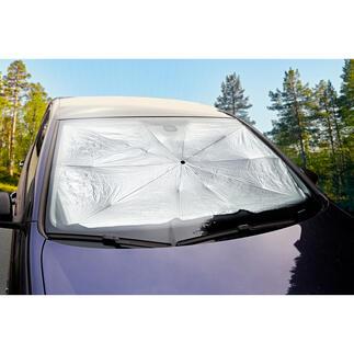 Parasol pour voiture Une protection pour votre voiture contre la chaleur et les UV plus simple que jamais.