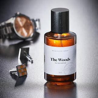 Eau de Parfum The Woods, 50 ml Une fragrance réservée aux initiés, par le célèbre parfumeur Mark Buxton.