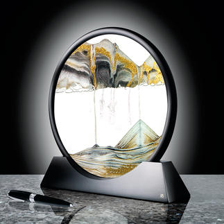Image de sable Jeu de structure transformable à l'infini. Attrape-regard pour bureau, séjour ou chambre à coucher.