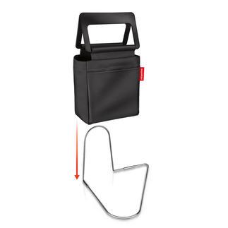 Sacoche de voiture Plus pratique et plus sûre : la sacoche de plancher stable pour la voiture.