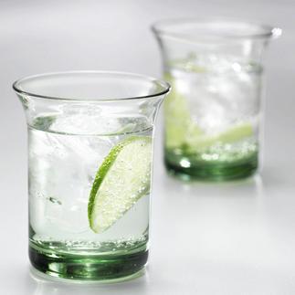 Verres à eau Goethe, lot de 2 ou lot de 6 Réplique fidèle du verre à eau appartenant à J. W. Goethe.
