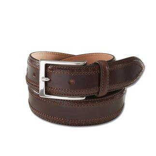 Ceinture Belts « full brogue » La note élégante, à la fois du look correct en affaires et du look décontracté des loisirs.
