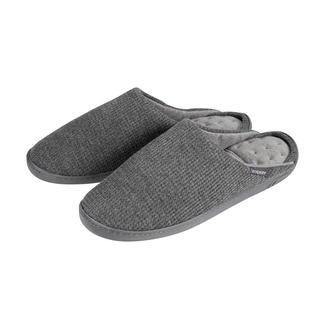 Chaussons PillowStep™ Chaussons au maintien indiscutable : avec voûte plantaire brevetée PillowStep™ en mousse à mémoire de forme.