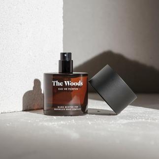 Eau de Parfum The Woods Une fragrance réservée aux initiés, par le célèbre parfumeur Mark Buxton.