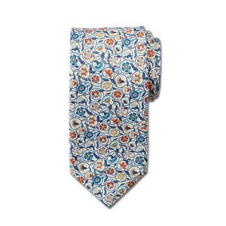 Cravate Liberty™ Ascot Original Liberty™ : des motifs floraux mondialement connus depuis 1875. Fait main en Allemagne. Par Ascot.