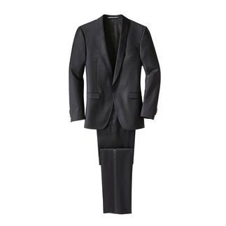 Veste ou Pantalon de smoking Karl Lagerfeld Smoking de designer. Coupe slim contemporaine. Tissu de laine noble. Par Karl Lagerfeld.