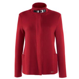Cardigan en tricot Belle ile Saint James Aussi élégant qu'une veste couture. Aussi polyvalent qu'une veste en jean. Et aussi confortable qu'un cardigan.