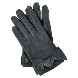Gants en suède de chèvre Otto Kessler Un gant en cuir exceptionnellement féminin. Agréablement abordable au vue de la qualité.