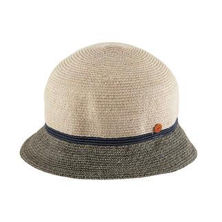 Chapeau cloche tressé Mayser À nouveau en vogue : le chapeau cloche des années 20. Celui-ci est plus flexible et durable que la plupart.