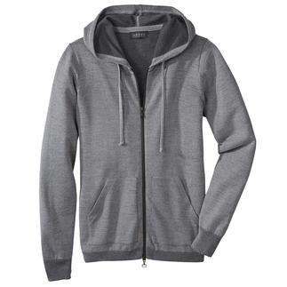 Veste en tricot double-face Seldom, pour homme Une veste cocooning : de la fine laine mérinos à l'extérieur, du doux coton GIZA à l'intérieur. De Seldom.