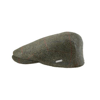 Gavroche en tweed Kangol® Difficile à trouver : une gavroche en tweed, encore « made in England ».