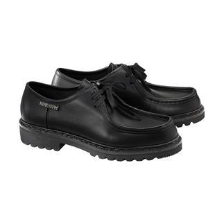 Chaussure à lacet et point double  Mephisto Cousu norvégien traditionnel. Résistantes à l'eau. Incroyablement robustes. Et très rares.