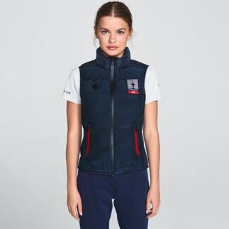 Veste de quart North Sails & Prada, pour femme Prada X North Sails : la veste pour les America's Cup Auckland 2021.