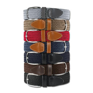La ceinture extensible Belts, hommes Ceinture géniale : confortable, réglable en continu … et élastique!