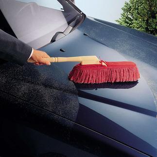 Original-California-Car-Duster L'idée d'entretien de véhicules venue des USA : rapide, simple et économique.