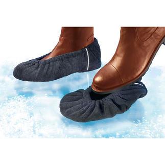 Chaussons anti-glisse, 2 paires Aucun profil n'offre un tel effet antidérapant.
