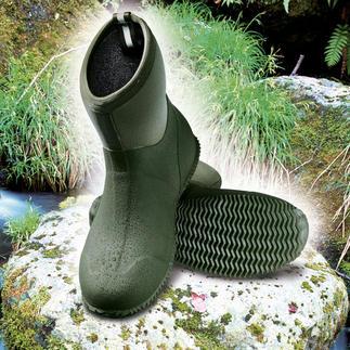 Bottines outdoor Ces bottines outdoor sont agréables à porter également lors de longues marches.