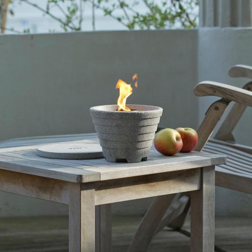 Brûleur de cire avec couvercle Granicium®