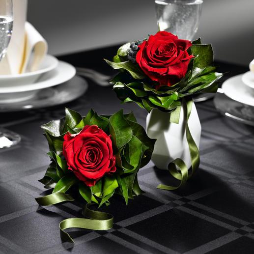 Bouquet de roses odorant - Véritables roses – comme fraîchement coupées, pendant près de 2 ans.