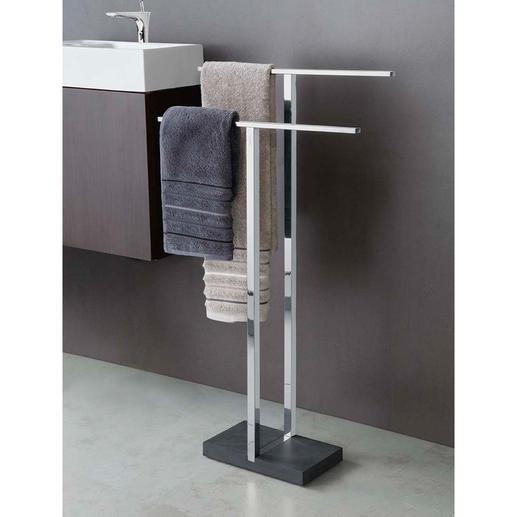 Porte-papier toilette ou Porte-serviettes Polystone - Un design primé et une fonctionnalité bien pensée (À un prix très raisonnable).