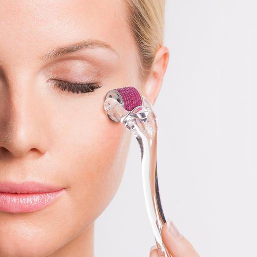 Beautyroller® L'anti-âge à succès des stars hollywoodiennes. Disponible dès maintenant pour vous.