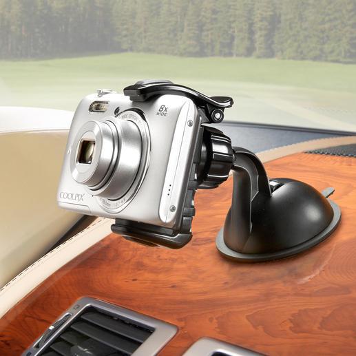 Même les appareils de 10mm de profondeur peuvent être fixés sans problème.