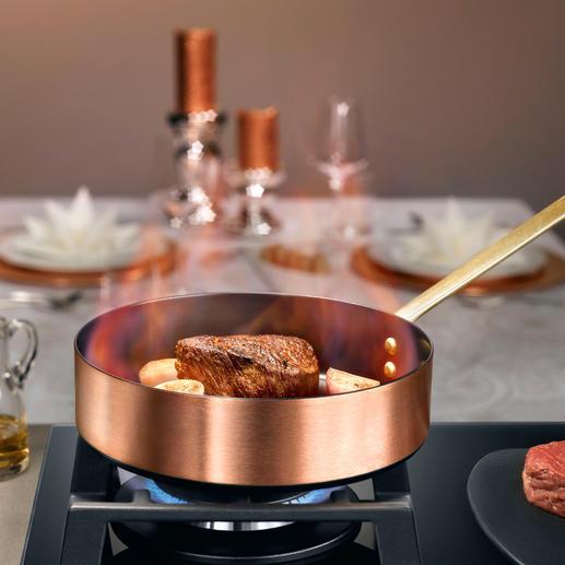 acheter induction casseroles en cuivre en ligne pas cher. Black Bedroom Furniture Sets. Home Design Ideas
