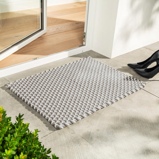 paillasson cordelettes comfort ou standard pas cher pro idee. Black Bedroom Furniture Sets. Home Design Ideas