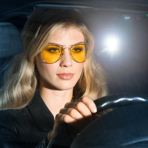 Lunettes ou Clip lunettes de conduite de nuit Eagle Eyes®