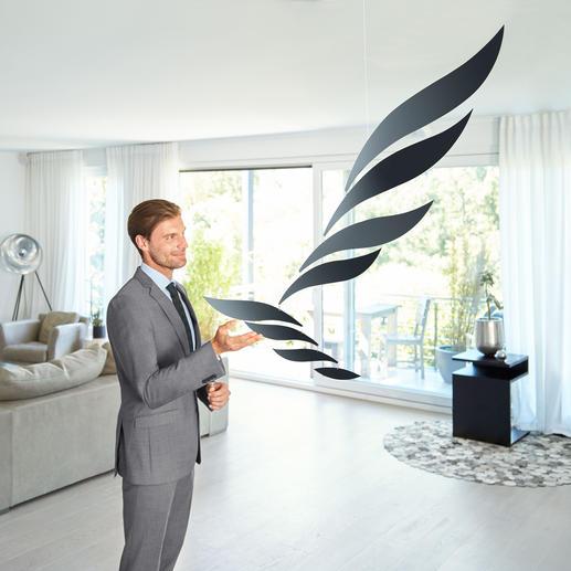 Mobile « Rhythm » - Une œuvre d'art vivante. Design danois qui enchante l'âme. Dimensions hors normes. Apparence gracieuse.